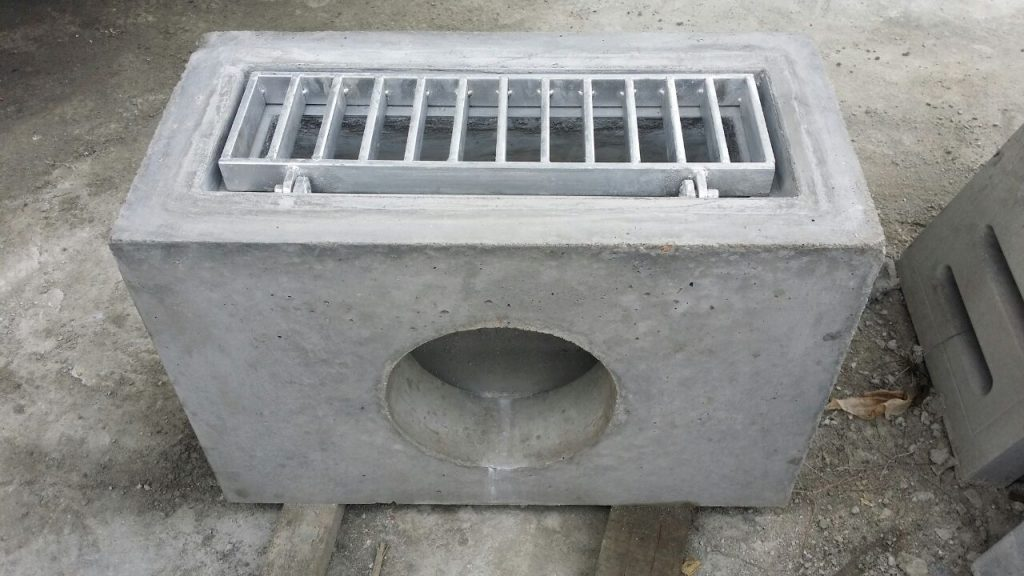 Precast Concrete Pits : Our products c g united trading